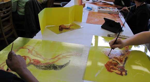 Anatomy Of A Chicken Wing School Of Art