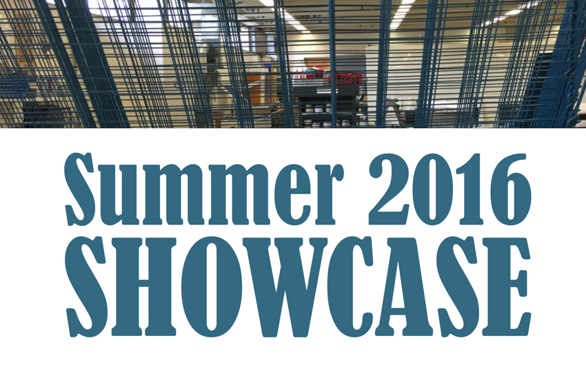 2016 Summer Showcase Exhibition